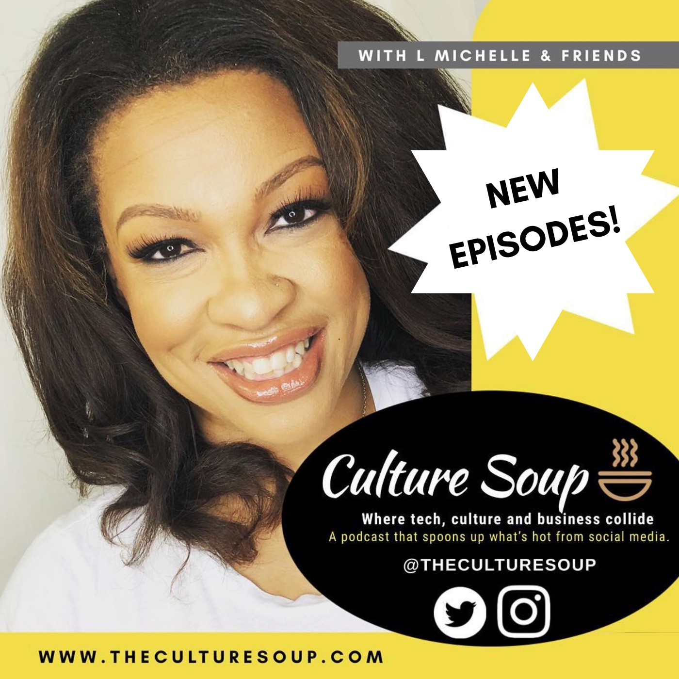 The Culture Soup Podcast